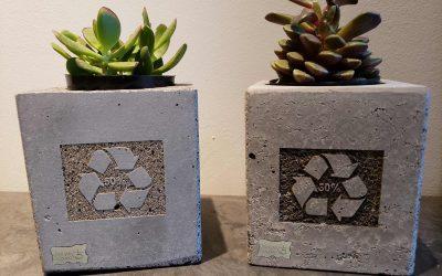 Remplacer le polystyrène: c'est possible ?